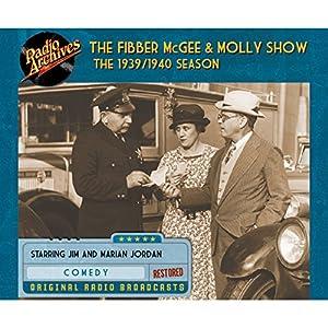 Fibber McGee and Molly Show: The 1939/1940 Season Radio/TV Program