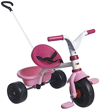 Smoby - 444232 - Tricycle - Be Fun Fille