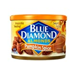 Blue Diamond Almonds, Pumpkin Spice, 6 Ounce (Tamaño: 6 Ounce)