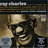 Ray Charles Genius Loves Company [CD+DVD]