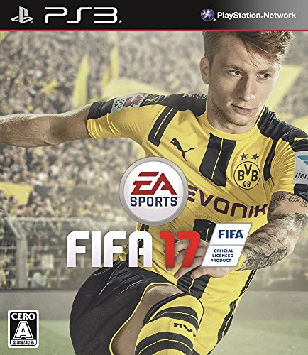 FIFA17 通常版 4938833022387