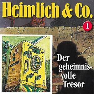Der geheimnisvolle Tresor (Heimlich & Co. 1) Hörspiel