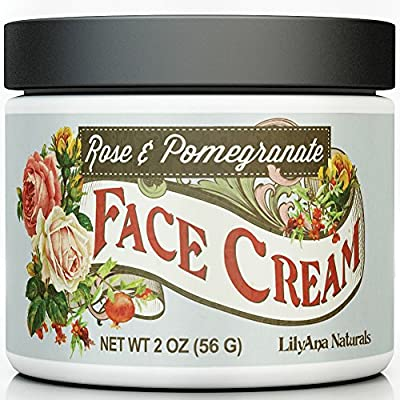 Best Cheap Deal for Face Cream Moisturizer (2oz) 95% Natural Anti Aging Skin Care by LilyAna Naturals - Free 2 Day Shipping Available
