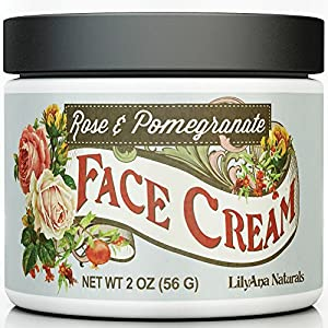 Face Cream Moisturizer  95% Natural Anti Aging Skin Care