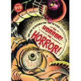 The Horror! The Horror!: Comic Books the Government Didn't Want You To Read (with DVD)by Jim Trombetta