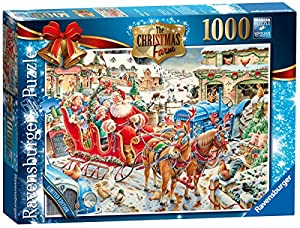 Ravensburger Christmas 2014 Limited Edition Puzzle: The Christmas Farm (1000 Pieces)