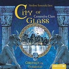 City of Glass (Chroniken der Unterwelt 3) (       gekürzt) von Cassandra Clare Gesprochen von: Andrea Sawatzki