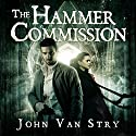 The Hammer Commission Audiobook by John Van Stry Narrated by Doug Tisdale Jr.