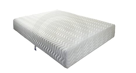 Pure Relief Model 820 Mattress with Memory Foam for Pure All Night Sleep (Super King 200x180x20)