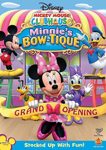 Mickey Mouse Clubhouse: Minnie'S Bow-Tique front-863747