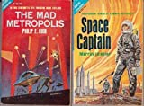 The Mad Metropolis / Space Captain