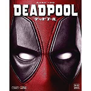 デッドプール 2枚組ブルーレイ&DVD (日本限定アート グリーティングカード付き)(初回生産限定) [Blu-ray]