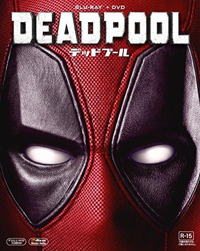 デッドプール ブルーレイ&DVD〔初回生産限定〕[Blu-ray/ブルーレイ]