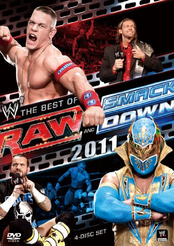 WWE best of raw / & / smack down 2011 [DVD]