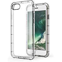 Anker ToughShell AirShock Clear Case for iPhone 7