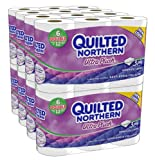 Image of Quilted Northern Ultra Plush Double Rolls, 6 Rolls, Pack of 8 (48 Rolls) (Packaging May Vary)