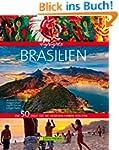 Bildband Highlights Brasilien: Mit Zi...