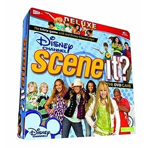 Scene It? Disney Channel