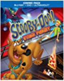 Scooby-Doo! Stage Fright (BD/DVD/UV) [Blu-ray]