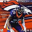 Denver Broncos 2016 Calendar