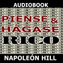 Piense y hagase rico [Think and Grow Rich] Audiobook by Napoleon Hill Narrated by Marcelo Russo