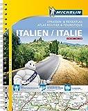 Michelin Straßenatlas Italien mit Spiralbindung: Maßstaab 1:3.000.000 (MICHELIN Atlanten)