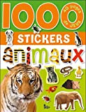 echange, troc Katie Cox - 1000 stickers animaux