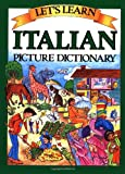 Lets Learn Italian Picture Dictionary