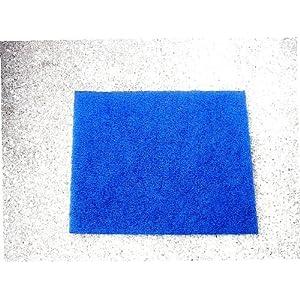 Koi ponds filter coarse pond filter media 20 x 30 pad for Best pond filter media