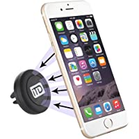 iTD Gear Universal Magnetic Car Vent Mount Holder (Black)