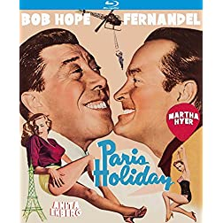 Paris Holiday [Blu-ray]