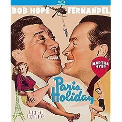 Paris Holiday [Blu-ray]