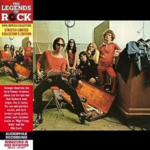 Teenage head - Paper Sleeve - CD Vinyl Replica Deluxe