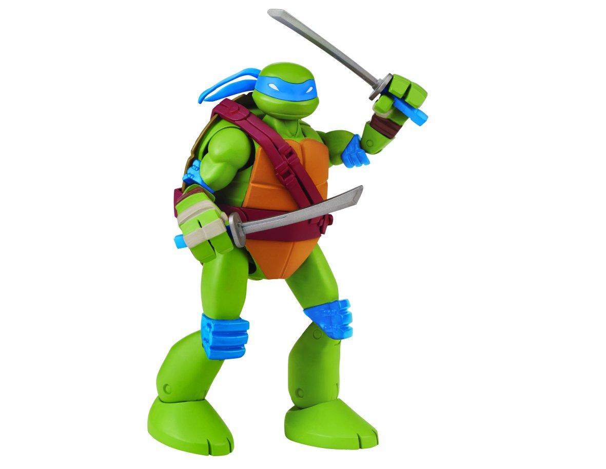 Pubblicità di Cartoonito e Rai YoYo: Teenage Mutant Ninja Turtles - Mutations al miglior prezzo: Leonardo