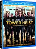 Tower Heist (Special Edition) (Blu-ray + DVD + Digital Copy) (Bilingual)