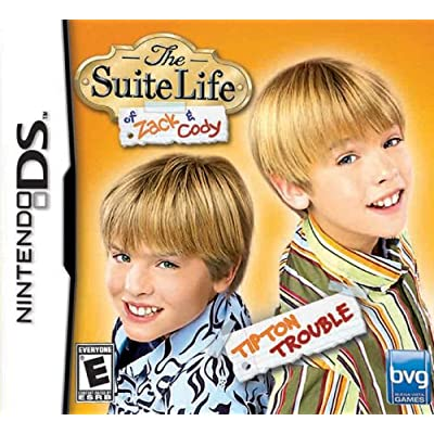 The Suite Life of Zack n Cody The Tipton Trouble US DS H33T 1981CamaroZ28 preview 0