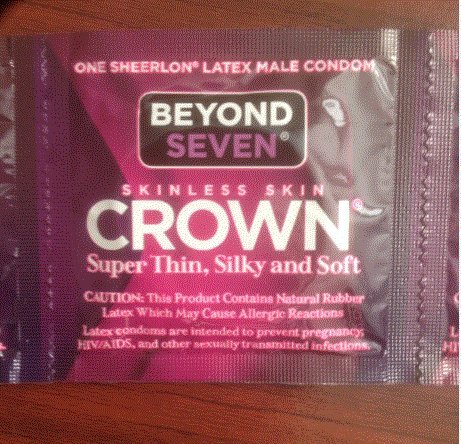 Crown Condoms 100 pack  product picture