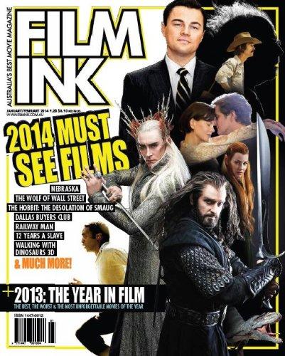 Filmink Double Issue - Jan/Feb 2014 Vol 9.26