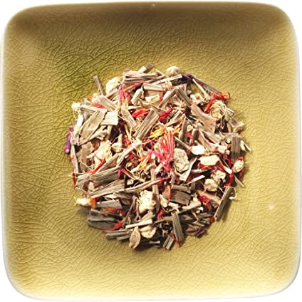 Tea of the Week: Lemon Ginger Herbal Tea