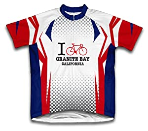 Granite Bay Cycling Jersey