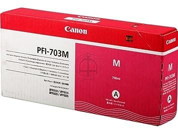 Canon Imageprograf IPF 810 PRO (PFI-703 M / 2965 B 001) - original - Ink cartridge magenta - 700ml