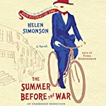 The Summer Before the War: A Novel | Helen Simonson