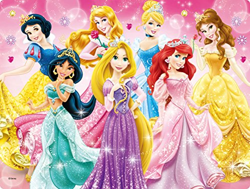 63 pi (Disney Princess Lenticular Puzzle)