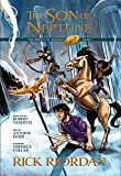 img - for The Heroes of Olympus, Book Two, The Son of Neptune: The Graphic Novel book / textbook / text book