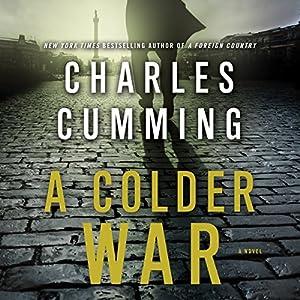 A Colder War Hörbuch