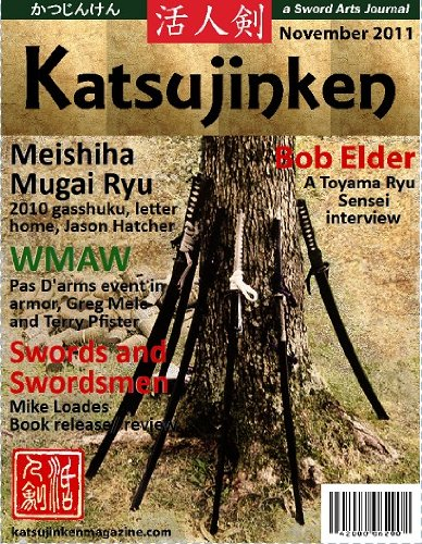 Katsujinken, a Sword Arts Journal (Katsujiniken Magazine)