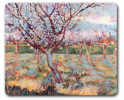 vincent-van-gogh-florecimiento-de-arboles-1888-alfombrilla-para-raton-23-x-19cm