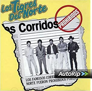 Amazon.com: LOS TIGRES DEL NORTE: Corridos Prohibidos: Music