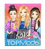 Toy - Depesche 6657 - Malbuch Create your Top Model, sortiert