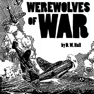 Werewolves of War Audiobook
